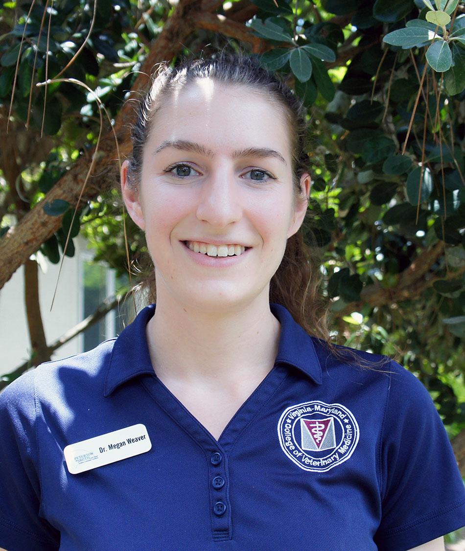 Dr. Megan Weaver, Hospital Intern